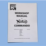 WORKSHOP MANUAL NOR 750/850 1971-75