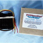 REGULATOR/RECTIFIER SINGLE PHASE,120W 10AMPS PODTRONICS